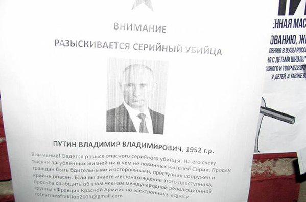 Присутствие российской авиации в Сирии - это сигнал Украине, - нардеп Петренко - Цензор.НЕТ 28