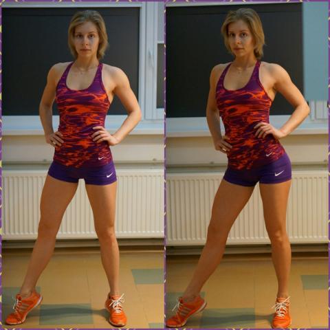 фитнес бикини