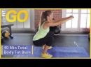 BeFiT GO 40 Min Total Body Fat Burn Workout- Circuit 2
