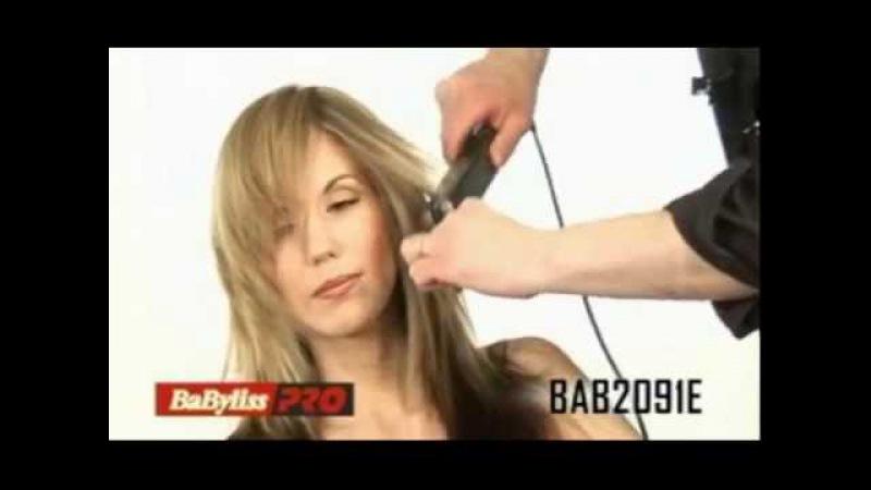 Щипцы-выпрямители The Straightener от BaByliss PRO