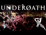 Underoath (Secret Show) FULL SET @ Crowbar 2016-3-13