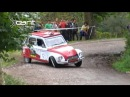 Crazy Citroen Dyane 6 Rally Drifts Maximum Attack Alberto Miera 2007 2009