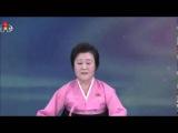 Ведущая телевидения КНДР сообщила про испытания водородной бомбы