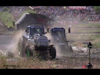 Заезды тракторов «Бизон Трек Шоу 2015»  вступай в https://vk.com/vk_zol