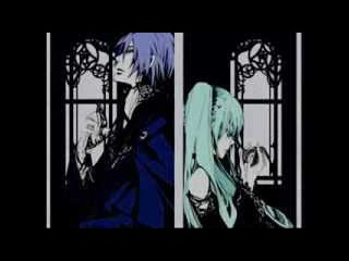 Вокалоиды Vocaloids Золушка Cantarella Miku Hatsume amp Kaito Мику и Кайто MusVid net)