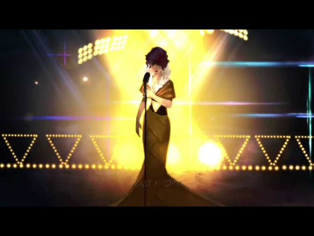 Transistor, First Cut Scene / We All Become ft. Ashley Barret