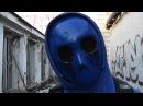 Как сделать маску Безглазого Джека из бумаги Крипипаста