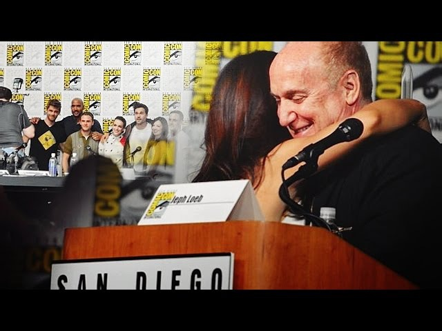 Agents of shield cast   pray for me! (SDCC 2015)