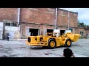 Погрузочно доставочная машина CAT R1300G собрал