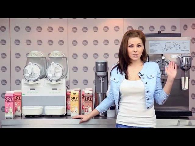 Приготовление молочных коктейлей: фризеры, смеси, рецепты. » Freewka.com - Смотреть онлайн в хорощем качестве