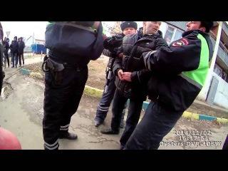 БЕСПРЕДЕЛ ДПС!!! Самарские гаишники избили водителя и напали на его жену ПРОДОЛЖЕНИЕ
