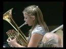 The Swan (Il Cigno) Baritone Horn (Flicorno Tenore)