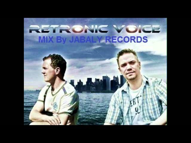 RETRONIC MIX By JABALY RECORDS
