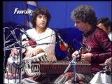 Pt. Shivkumar Sharma &amp Zakir Hussain - Raag Kirwani - Live (part 1)
