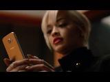 Музыка и видео из рекламы Samsung Galaxy S6 - Wireless Charging (Rita Ora) (2015)