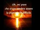 Elthon John- Sorry Seems To Be The Hardest Word -Traduzione Italiana