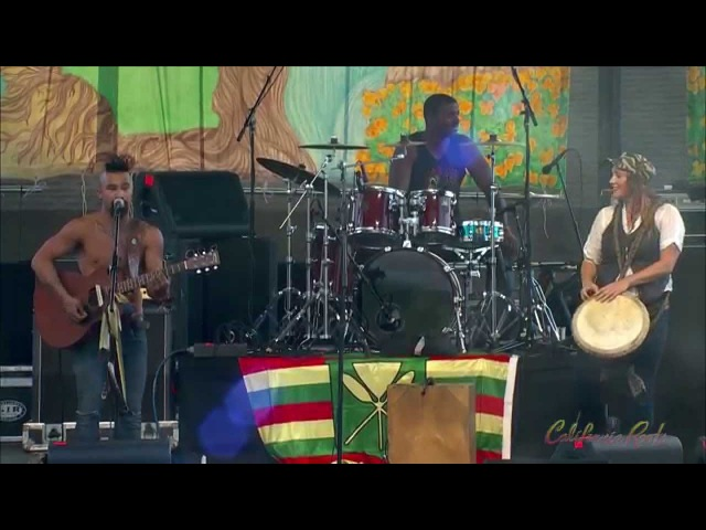Nahko Medicine For The People (Live) - 2014 California Roots - Full Show