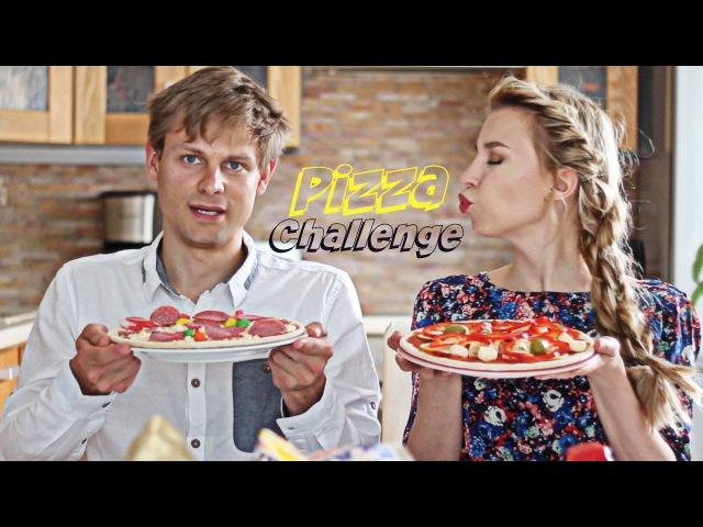 Пицца Вызов! Pizza Challenge!
