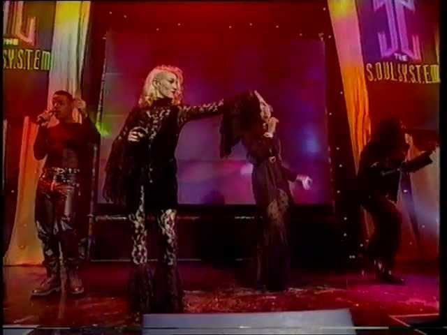 The S.O.U.L. S.Y.S.T.E.M. - It's Gonna Be A Lovely Day - Top Of The Pops - Thursday 21st Jan 1993