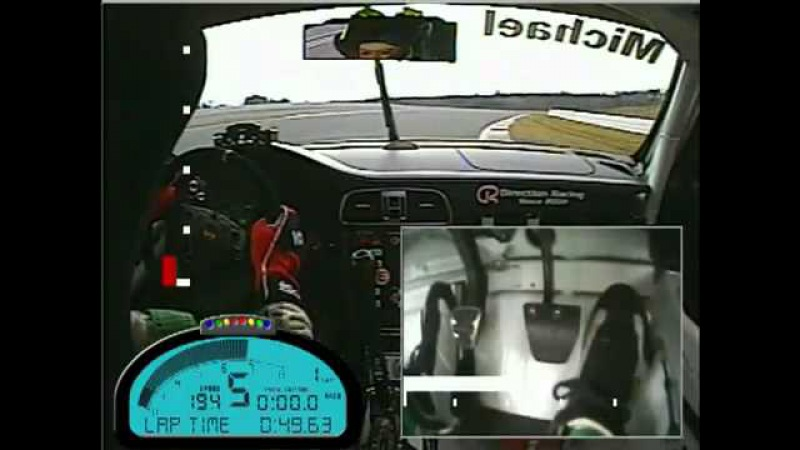 Porsche 911 (997) GT3 Cup with Sequential Gearbox (OnBoard).