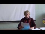 О.А. Седакова. Независимая русская поэзия после Бродского (70-е - 80-е годы). Лекция 2 ...