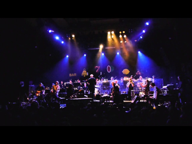 Jaga Jazzist - Prungen (Live with Britten Sinfonia)