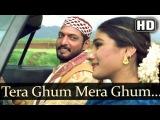 Tera Ghum Mera Ghum (HD) - Ghulam-E-Mustafa Song - Nana Patekar - Raveena Tandon