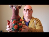 Trevor Smith Australian Textiles Artist obsessed with Crochet Teapots