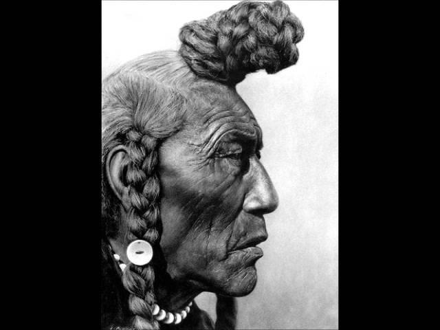 Native Americans Oliver Shanti friends Well Balanced album