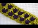 Урок вязания крючком Ягодки-Клубнички-Ежевички. Crocheted Berry