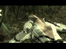 MGS3 - Snake vs. The Boss (Extreme, CQC only)