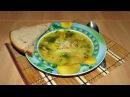 Суп из рыбной консервы с рисом быстро и сытно