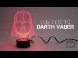 Luz Led 3D USB Dise