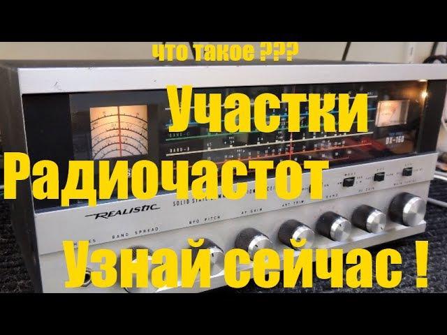 Что такое КВ, Си-Би, УКВ, ДЦВ, 800Мгц участки радиочастот? Узнай сейчас! с дерзким Метатронычем.