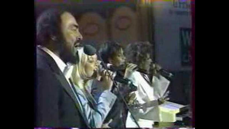Luciano Pavarotti Spice Girls -Viva Forever