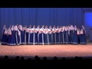 Ансамбль Берёзка - хоровод Лебёдушка (юбилейный концерт в КЗЧ, 02.10.13)
