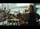 Pearl Artist Fredrik Andersson/Amon Amarth Drum Cam Tuska 2011 - War Of The Gods