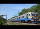 «Лихач» ЭР9М-527 рейсом 6308 Чернигов - Нежин