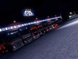 ETS2 MP Convoy #1 (Integra): День поломанных машин