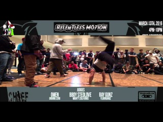 Battle Knights IV 3v3 Final - Flipside Ingredientz vs The Father, The Son, The Holy Spirit