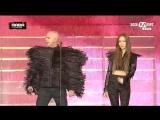 [HD] Pet Shop Boys & fx - 4 Walls & Medley (at MAMA 2015 2 December)