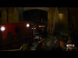 СОРВИГОЛОВА (DAREDEVIL) Озвученный трейлер ко 2 сезону «Часть 1» (Part 1). LostFilm.TV