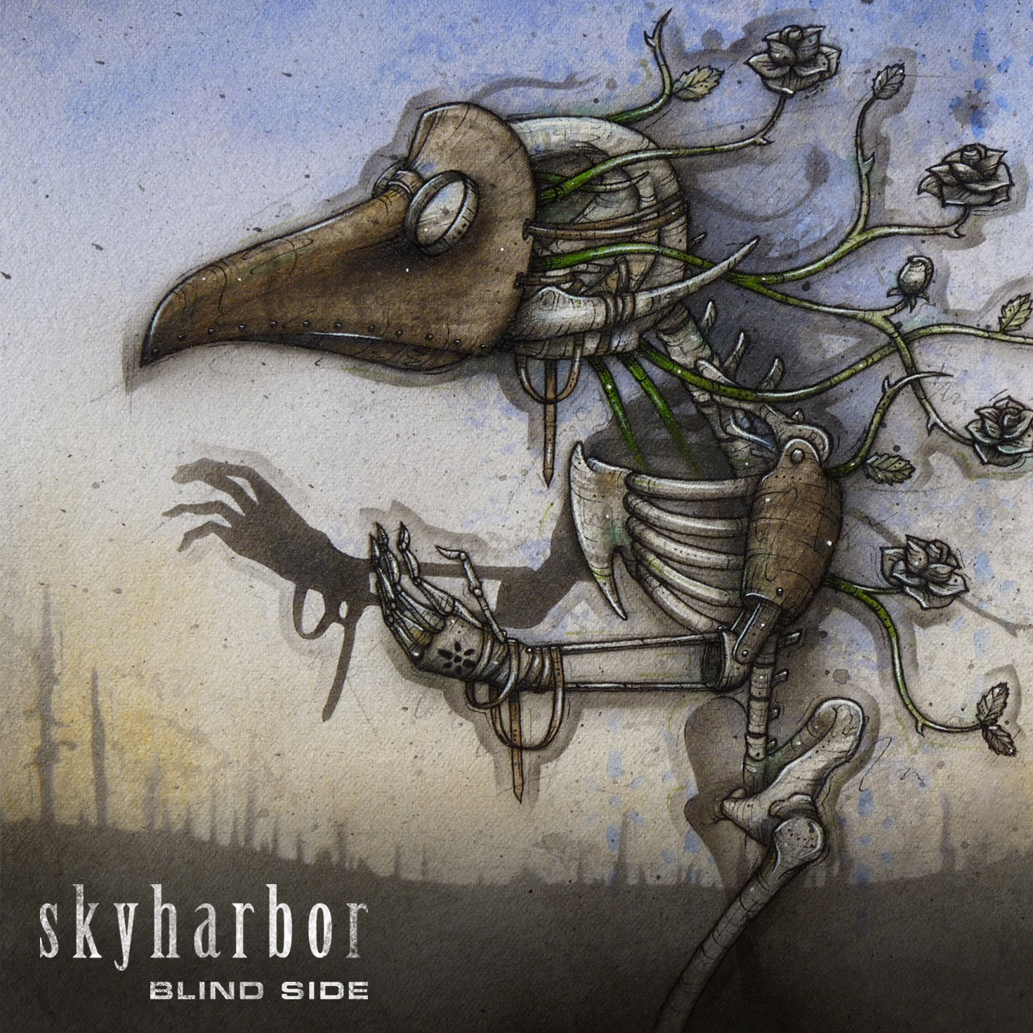 Skyharbor - Blind Side [single] (2016)