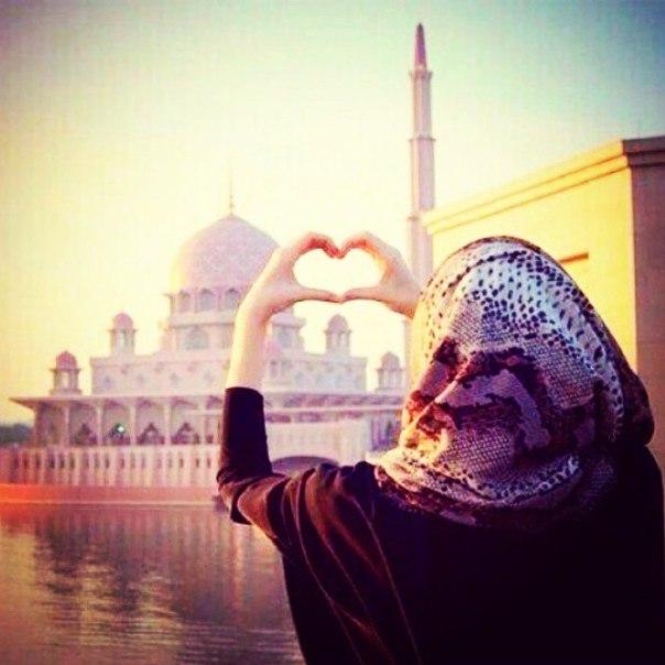 Картинки с надписью мусульманка, для