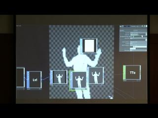 Создание интерактивной инсталляции на TouchDesigner