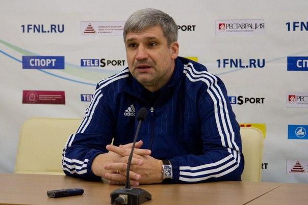 Владимир Клонцак: в оставшихся матчах будем играть только на победу
