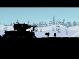 Истории танкистов. Про ёлку. Мультик про танки.