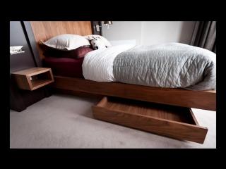 Как организовать место для хранения в спальне