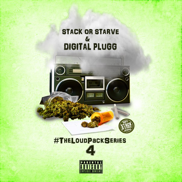 Stack Or Starve - The Loud Pack Series 4 - 2016