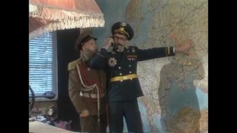 Маски шоу РТР 1993 Маски в армии 2